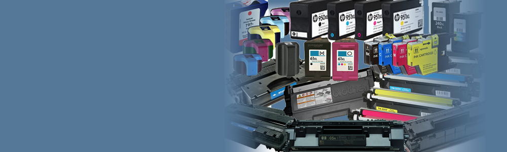 toner, inkjet, cartridges