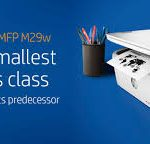 HP LaserJet Pro M29w Monochrome Laser Printer