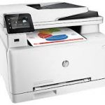HP LaserJet Pro M277dw Color Laser Printer