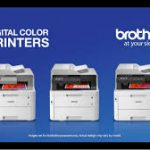 Brother MFC-L3770cdw All-in-One Color Laser Printer