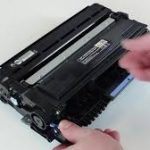 How to Remove and Install the Drum on the E310dw / E514dw / E515dw / E515dn Dell Multifunction Printers
