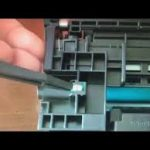 How to Install Toner Chip on HP CF258A, CF258X and CF289A
