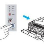 How to Reset Brother MFC-L2700dw, MFCL2700dw drum or toner
