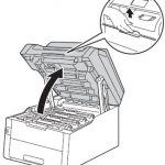 How to Install a New Drum for Brother HL-3180cdw, MFC-9130cw, MFC-9330cdw, MFC-9340cdw