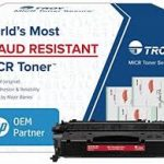 Why is Troy Micr Toner Secure?