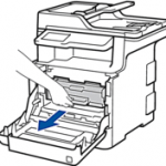 How to Reset Toner on Brother MFC-L8610cdw and MFC-L8900cdw
