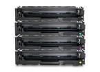 HP 414A BK/C/M/Y Compatible Toner Cartridge Value Pack