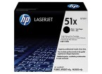 *HP 51XD Black Toner Cartridge (Q7551XD), High Yield Dual Pack