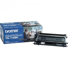 *Brother TN-115BK Black Toner Cartridge, High Yield