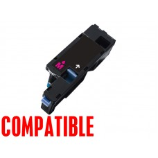 Dell 1250 Series Magenta Compatible Toner Cartridge XMX5D (331-0780), High Yield