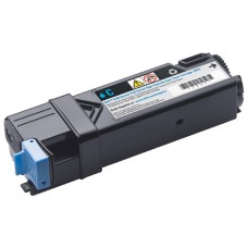 Dell 2150 Series Cyan Toner Cartridge 769T5 (331-0716), High Yield