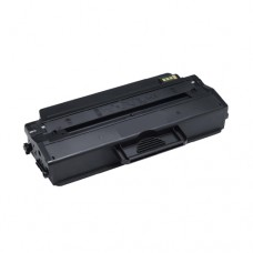 Dell 1260 Series Black Compatible Toner Cartridge DRYXV (331-7328), High Yield