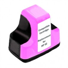 HP 02 Light Magenta Compatible Ink Cartridge (C8775WN)