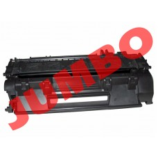 HP 05A Black Compatible Toner Cartridge (CE505A), Jumbo Yield