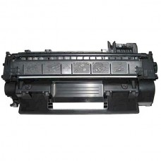 HP 05X Black Compatible Toner Cartridge (CE505X), High Yield