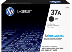 HP 37A Black Toner Cartridge (CF237A)