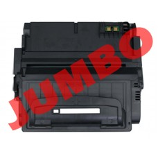 HP 42A Black Compatible Toner Cartridge (Q5942A), Jumbo Yield