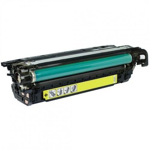 HP 648A Yellow Compatible Toner Cartridge (CE262A)
