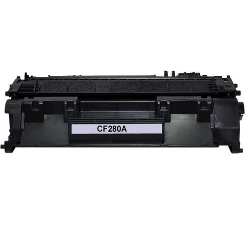 Hp 80a Black Compatible Toner Cartridge Cf280a