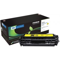 MSE HP 305A Yellow Premium Compatible Toner Cartridge (CE412A)