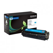 MSE HP 312A Cyan Premium Compatible Toner Cartridge (CF381A)