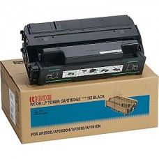 Ricoh 115 Black Toner Cartridge (400759)