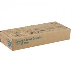 Ricoh 125 Cyan Toner Cartridge (400969)