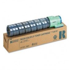 Ricoh 145 Cyan Toner Cartridge (888311), High Yield