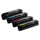 Samsung 504 Black/Colors Compatible Cartridge Value Pack