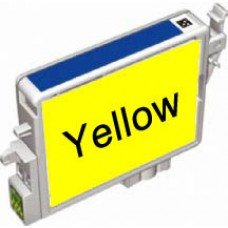 Epson 126 Yellow Compatible Ink Cartridge (T126420), High Yield