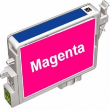 Epson 126 Magenta Compatible Ink Cartridge (T126320), High Yield