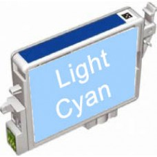 Epson 33 Light Cyan Compatible Ink Cartridge (T033520)