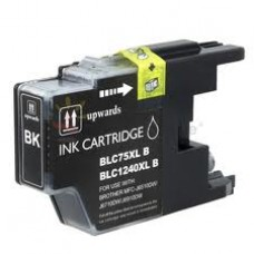 Brother LC75BK Black Compatible Ink Cartridge High Yield