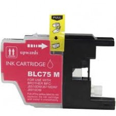 Brother LC75M Magenta Compatible Ink Cartridge High Yield
